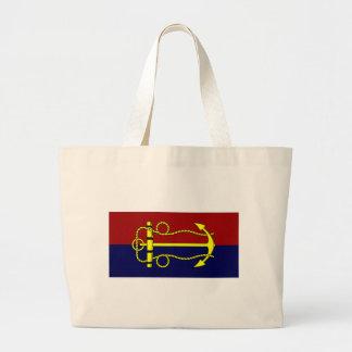 Australia Navy Board Flag Canvas Bags