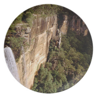 Australia, New South Wales, Fitzroy Falls. Party Plates
