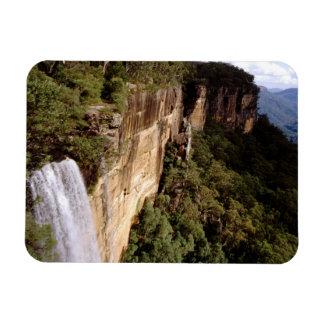 Australia, New South Wales, Fitzroy Falls. Flexible Magnet