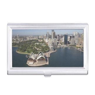 Australia, New South Wales, Sydney, Sydney 2 Business Card Holder