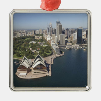 Australia, New South Wales, Sydney, Sydney 2 Christmas Ornament