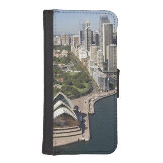 Australia, New South Wales, Sydney, Sydney 2 iPhone SE/5/5s Wallet Case