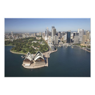 Australia, New South Wales, Sydney, Sydney 2 Photo Print