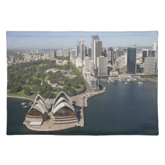 Australia, New South Wales, Sydney, Sydney 2 Placemat