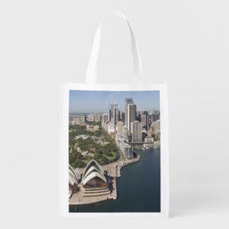 Australia, New South Wales, Sydney, Sydney 2 Reusable Grocery Bag