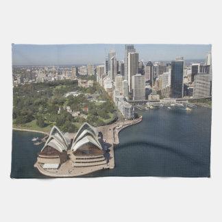 Australia, New South Wales, Sydney, Sydney 2 Tea Towel