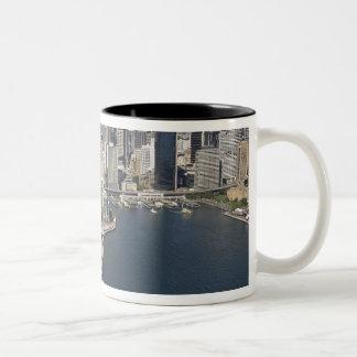 Australia, New South Wales, Sydney, Sydney 2 Two-Tone Coffee Mug