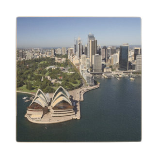 Australia, New South Wales, Sydney, Sydney 2 Wood Coaster