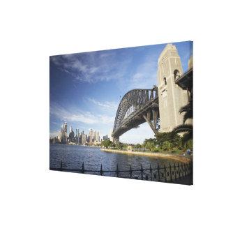 Australia, New South Wales, Sydney, Sydney Canvas Print