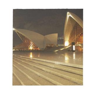 Australia, New South Wales, Sydney, Sydney Opera 2 Notepads