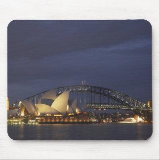 Australia, New South Wales, Sydney, Sydney Opera 3 Mouse Pad