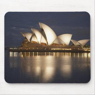 Australia, New South Wales, Sydney, Sydney Opera 4 Mouse Mat