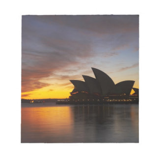 Australia, New South Wales, Sydney, Sydney Opera 5 Notepads