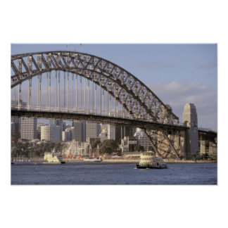Australia, New South Wales, Sydney, Sydney Poster
