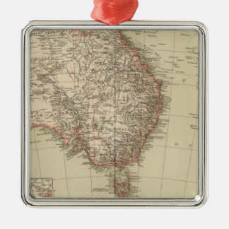 Australia, New Zealand Christmas Ornament