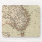 Australia, New Zealand Mouse Mat