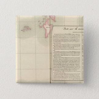 Australia no 29 15 cm square badge