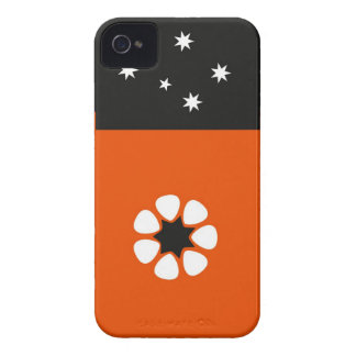 Australia northern territory flag country region iPhone 4 case