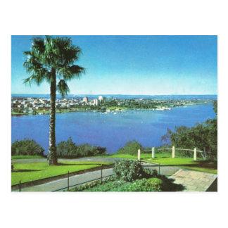 Australia, Perth Postcard