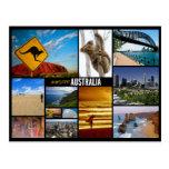 australia post cards