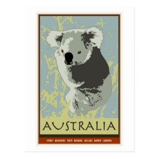 Australia Postcards