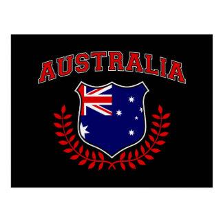 Australia Postcard