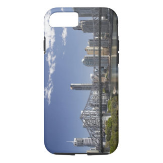 Australia, Queensland, Brisbane, Story Bridge, iPhone 8/7 Case