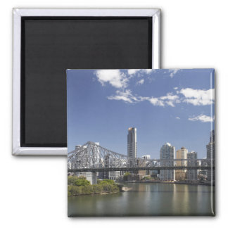 Australia, Queensland, Brisbane, Story Bridge, Magnet