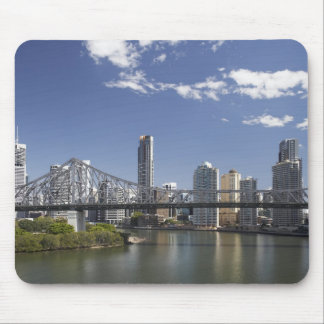 Australia, Queensland, Brisbane, Story Bridge, Mouse Pad