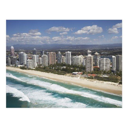 Australia, Queensland, Gold Coast, Main Beach - Postcard