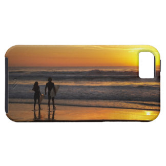 Australia, Queensland, Gold Coast, Surfers at iPhone 5 Covers