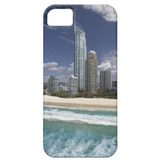 Australia, Queensland, Gold Coast, Surfers iPhone 5 Cover