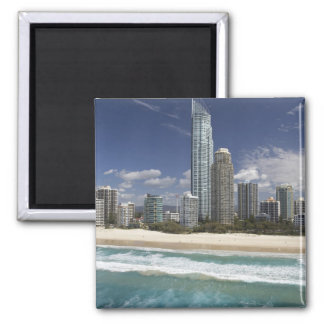 Australia, Queensland, Gold Coast, Surfers Magnet