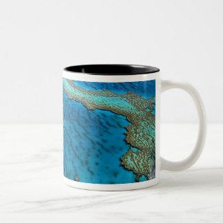 Australia - Queensland - Great Barrier Reef. 2 Two-Tone Coffee Mug