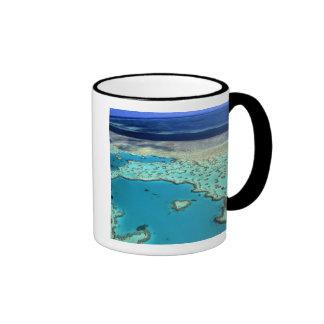 Australia - Queensland - Great Barrier Reef 3 Coffee Mugs