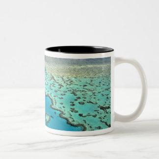 Australia - Queensland - Great Barrier Reef. 3 Two-Tone Coffee Mug