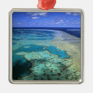 Australia - Queensland - Great Barrier Reef. 4 Christmas Ornament