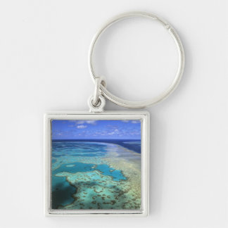 Australia - Queensland - Great Barrier Reef. 4 Key Ring