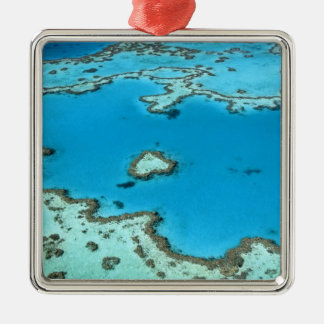 Australia - Queensland - Great Barrier Reef. 5 Christmas Ornament