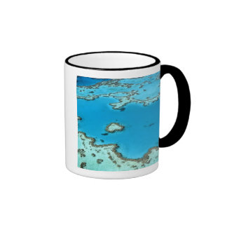 Australia - Queensland - Great Barrier Reef. 5 Ringer Mug