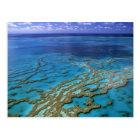 Australia - Queensland - Great Barrier Reef. 6 Postcard