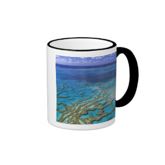 Australia - Queensland - Great Barrier Reef. 6 Ringer Mug