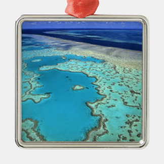 Australia - Queensland - Great Barrier Reef. 7 Christmas Ornament