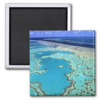 Australia - Queensland - Great Barrier Reef 7 Fridge Magnet
