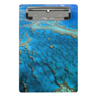 Australia - Queensland - Great Barrier Reef Mini Clipboard