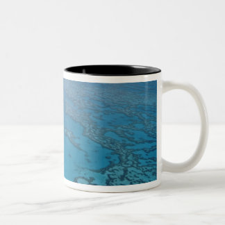 Australia, Queensland. Great Barrier Reef Two-Tone Mug