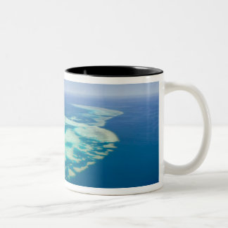Australia, Queensland, North Coast, Cairns 2 Two-Tone Coffee Mug