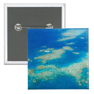 Australia, Queensland, North Coast, Cairns 3 15 Cm Square Badge