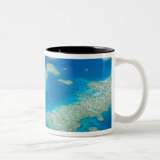 Australia, Queensland, North Coast, Cairns 3 Two-Tone Coffee Mug