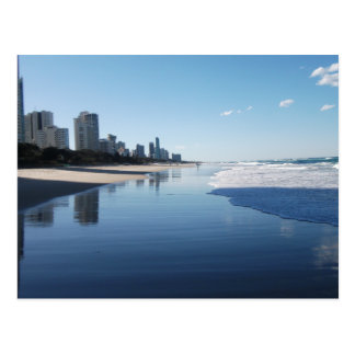 Australia Queensland Sunshine Coast Postcard